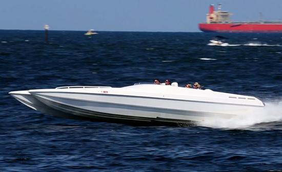 36′ Spectre Speed Boat
