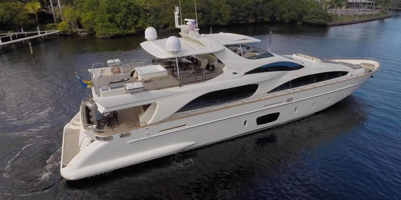 105' Azimut Megayacht Miami