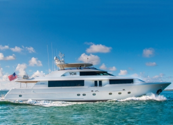 112 Westport Yacht Miami