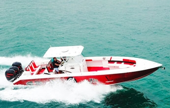 39' Cigarette Speed Boat YCM