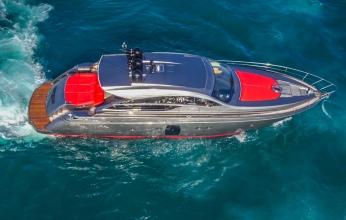 64'Pershing Yacht Miami