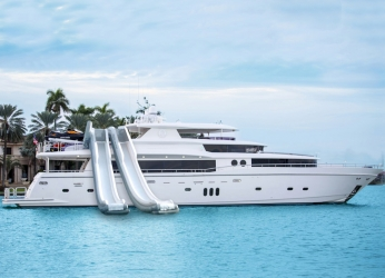 103' Johnson Mega Yacht