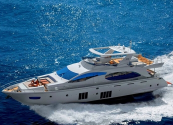 85 Azimut Flybridge Yacht Miami