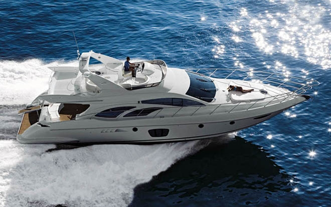 Azimut 62 Yacht Featured