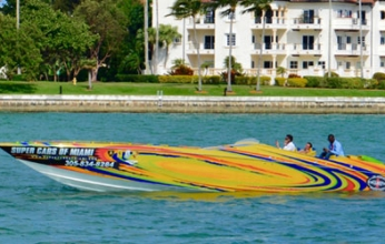 42 cigarette speed boat Yacht Charters of Miami