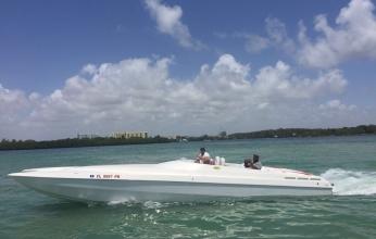 36' Spectre Speed Boat