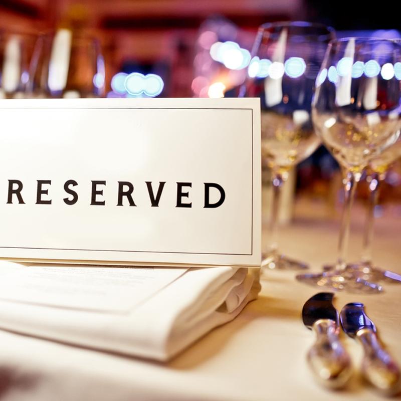YCM Reservation