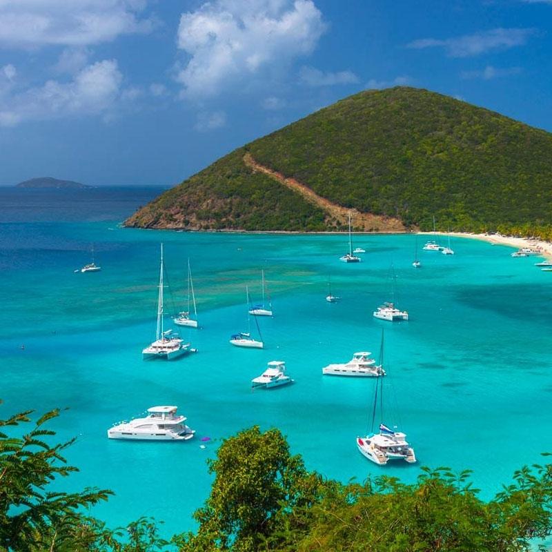 Virgin Islands Yacht Charters