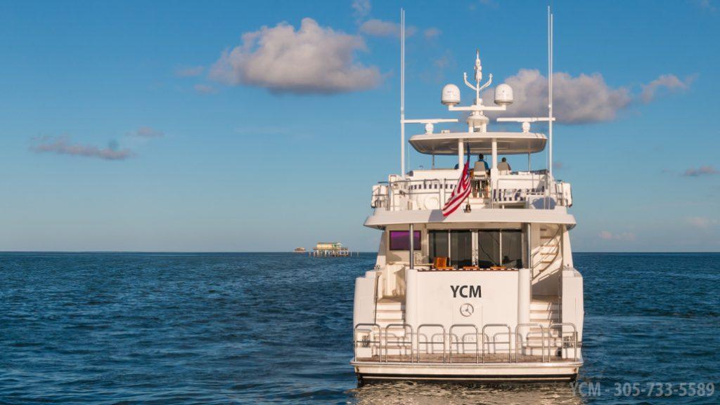 112′ Westport Yacht